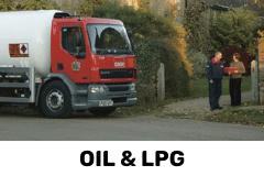 Oil & LPG Boilers Glasgow